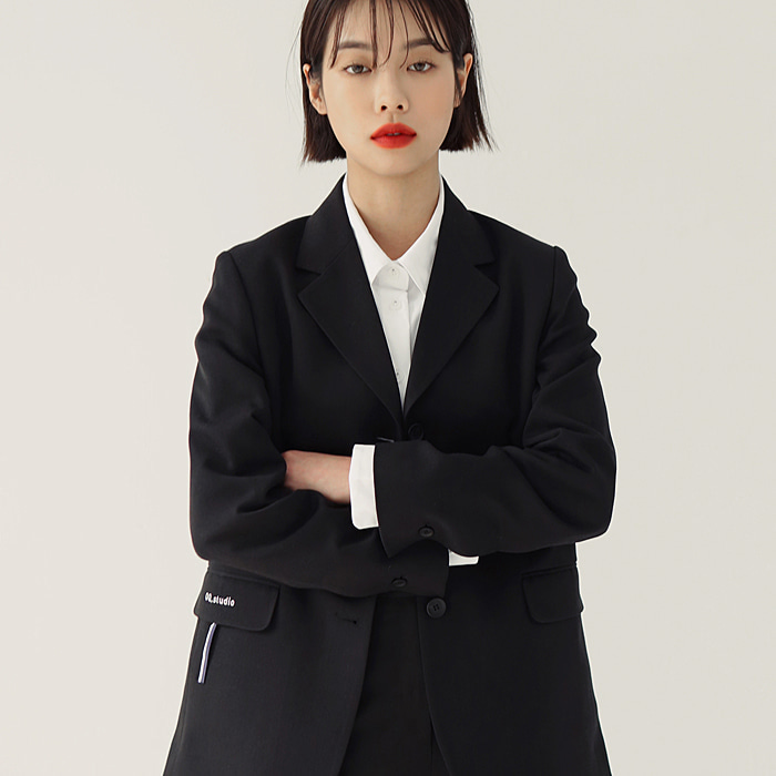 Tie Blazer jacket (Woman)