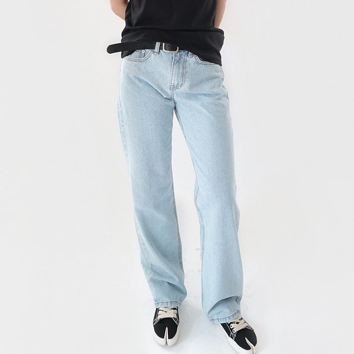 Ice denim pants (Woman)